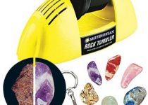 Smithsonian Kids Rock Polishing Kit and Tumbler